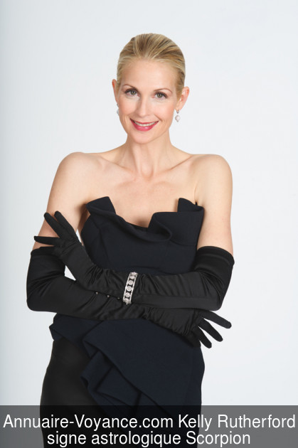 Kelly Rutherford Scorpion