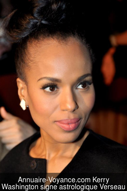 Kerry Washington Verseau