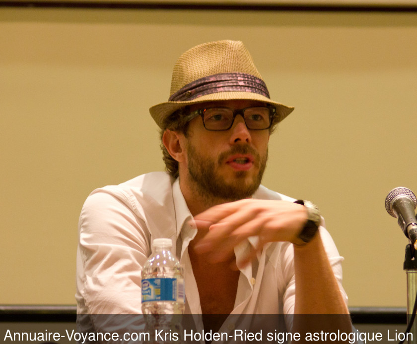 Kris Holden-Ried Lion