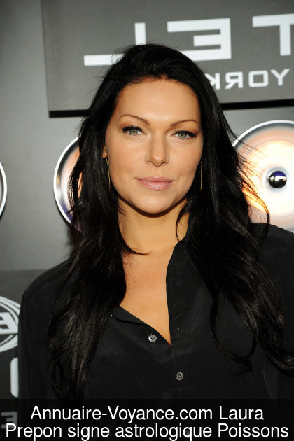 Laura Prepon Poissons