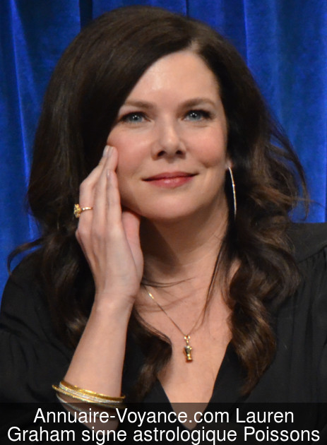 Lauren Graham Poissons