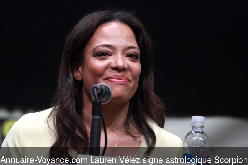 Lauren Vélez Scorpion