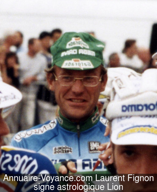 Laurent Fignon Lion