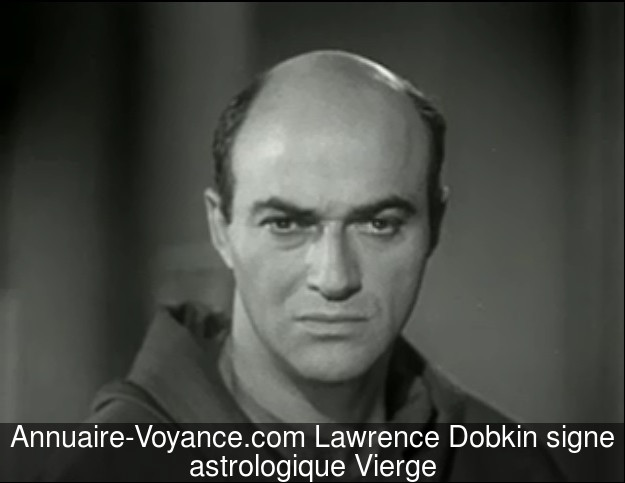 Lawrence Dobkin Vierge