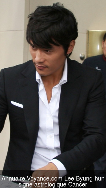 Lee Byung-hun Cancer