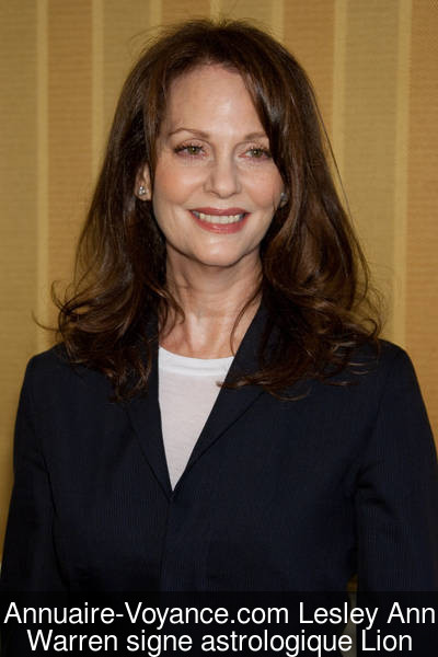 Lesley Ann Warren Lion