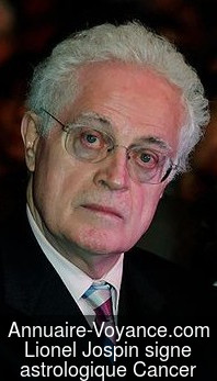 Lionel Jospin Cancer