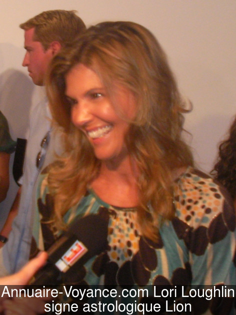 Lori Loughlin Lion