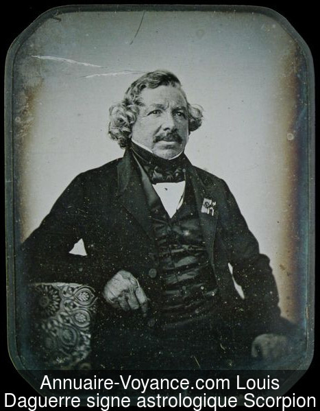 Louis Daguerre Scorpion