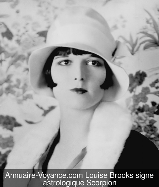 Louise Brooks Scorpion
