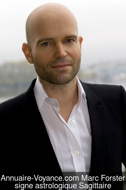Marc Forster Sagittaire