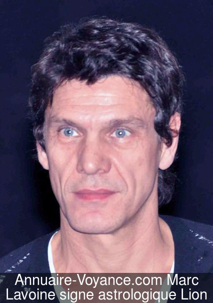 Marc Lavoine Lion