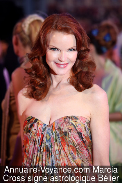 Marcia Cross Bélier