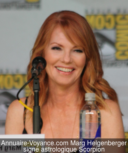 Marg Helgenberger Scorpion