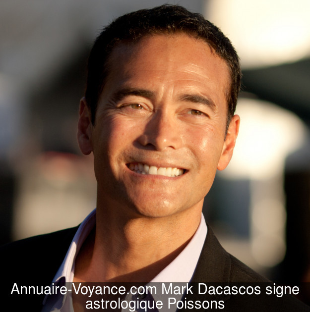 Mark Dacascos Poissons