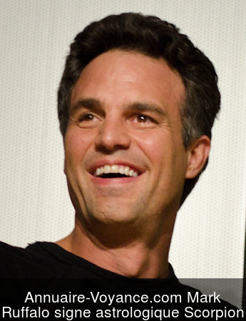 Mark Ruffalo Scorpion