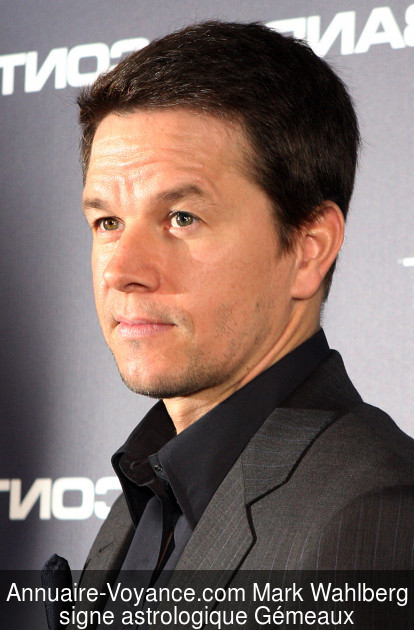 Mark Wahlberg Gémeaux