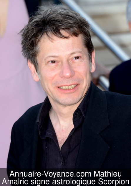 Mathieu Amalric Scorpion