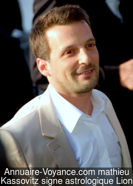 mathieu Kassovitz Lion