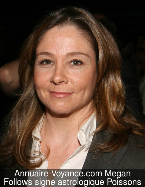 Megan Follows Poissons