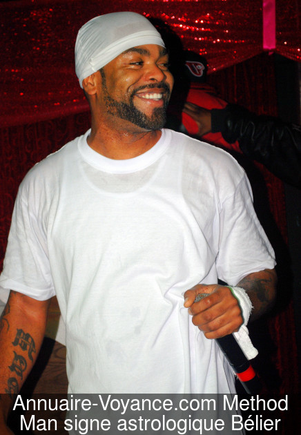 Method Man Bélier