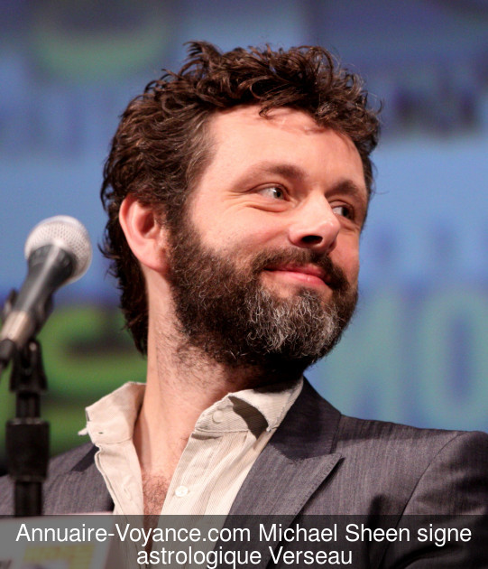 Michael Sheen Verseau