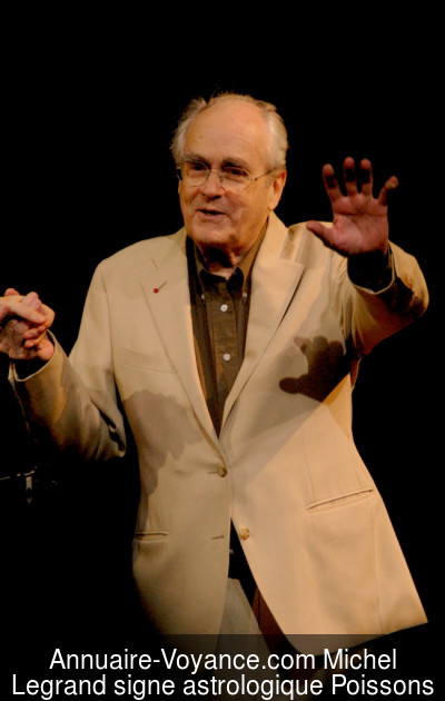 Michel Legrand Poissons