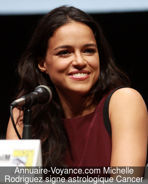 Michelle Rodriguez Cancer