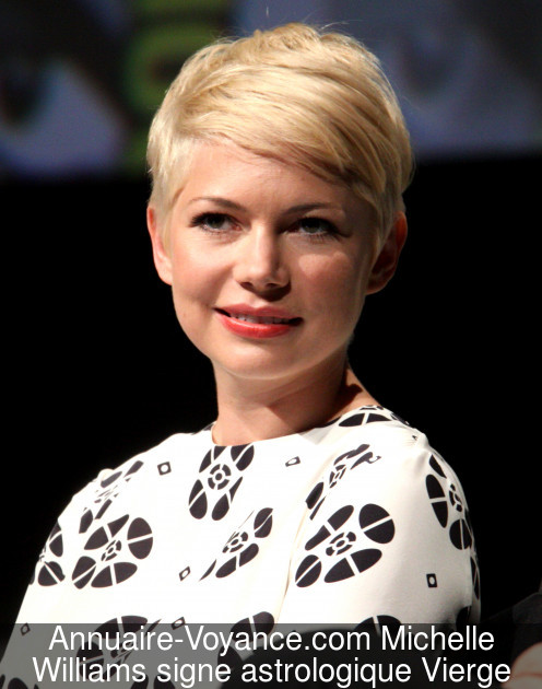 Michelle Williams Vierge