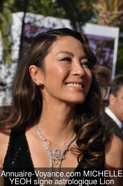 MICHELLE YEOH Lion