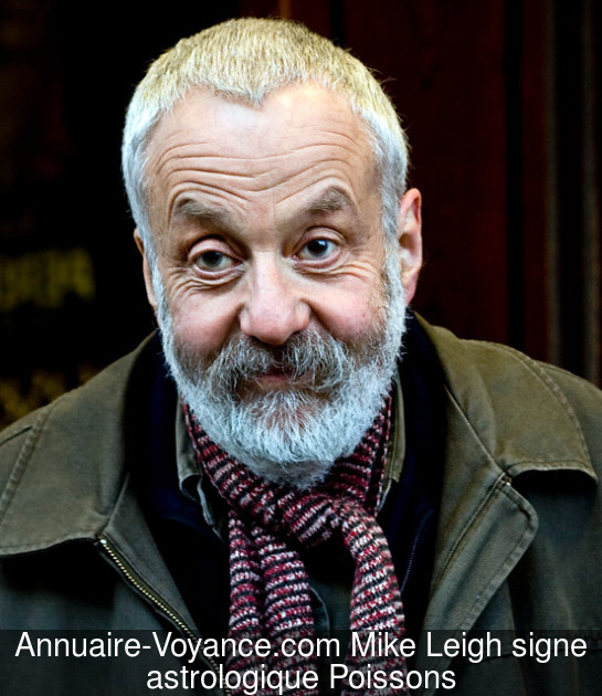 Mike Leigh Poissons
