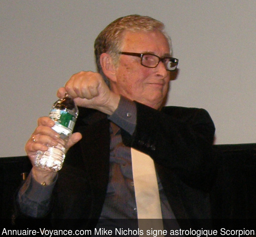 Mike Nichols Scorpion