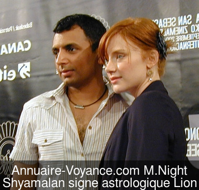 M.Night Shyamalan Lion