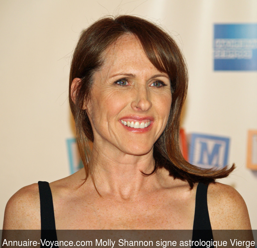 Molly Shannon Vierge