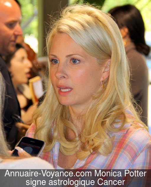 Monica Potter Cancer