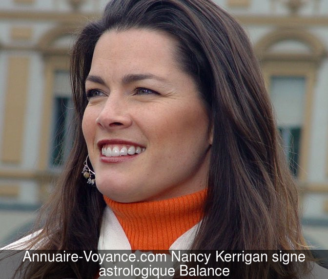 Nancy Kerrigan Balance