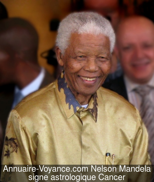Nelson Mandela Cancer
