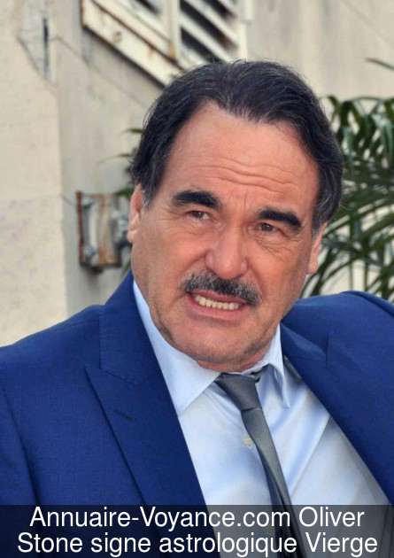 Oliver Stone Vierge