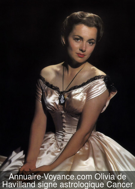 Olivia de Havilland Cancer