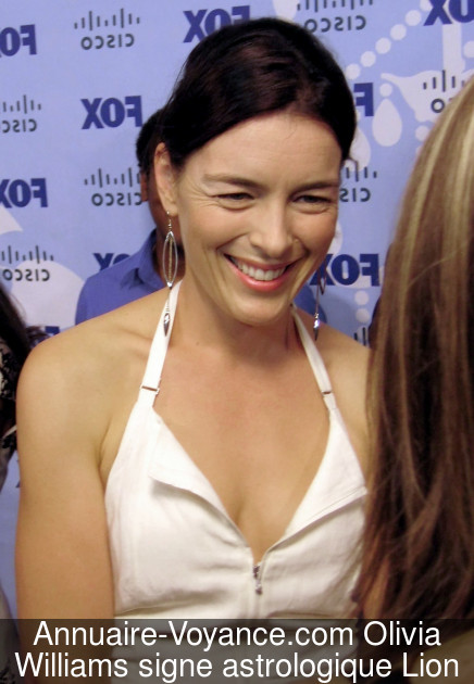 Olivia Williams Lion