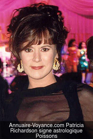 Patricia Richardson Poissons