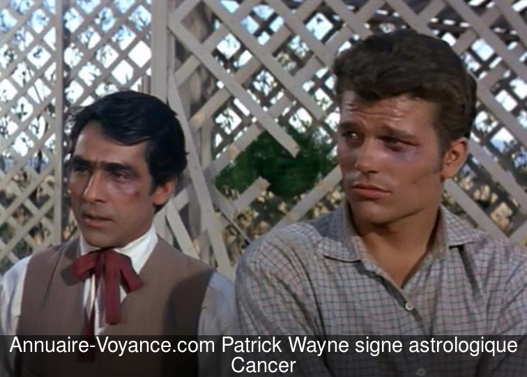 Patrick Wayne Cancer