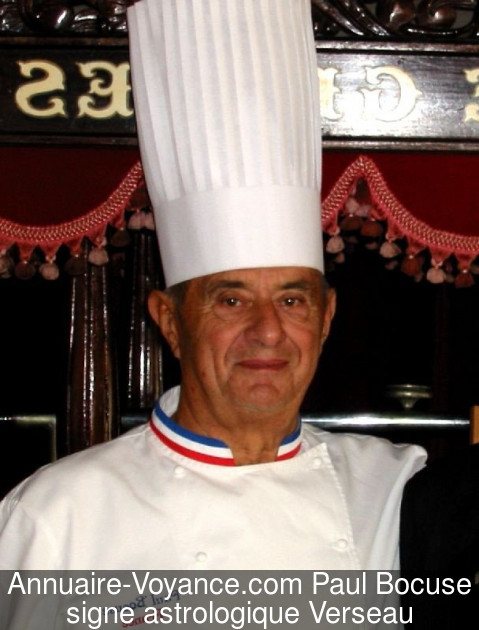 Paul Bocuse Verseau