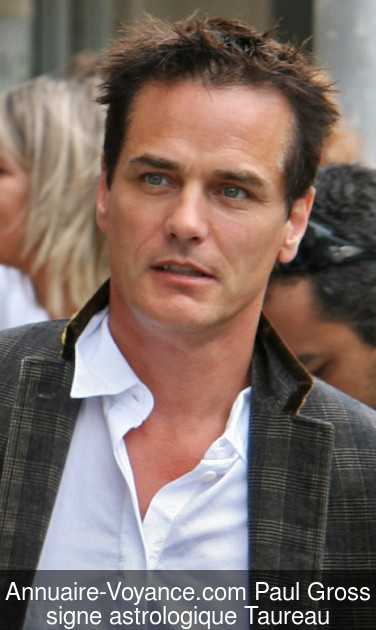 Paul Gross Taureau