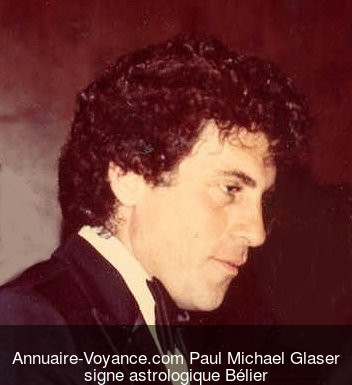 Paul Michael Glaser Bélier