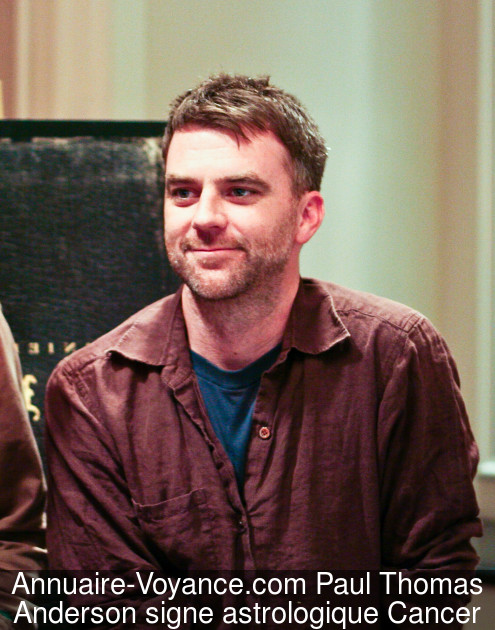 Paul Thomas Anderson Cancer