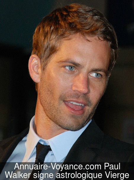 Paul Walker Vierge