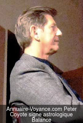 Peter Coyote Balance