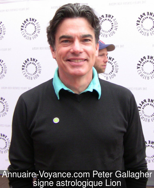 Peter Gallagher Lion