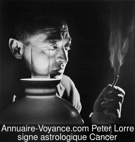 Peter Lorre Cancer